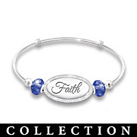 Guiding Words Of Faith Bracelet Collection