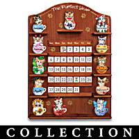 The Purr-fect Year Perpetual Calendar Collection