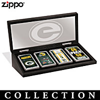 Green Bay Packers Zippo® Lighter Collection