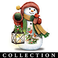 Snow Friends Figurine Collection