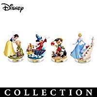Disney Golden Moments Sculpture Collection
