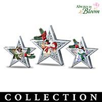 Stars Of The Season Figurine Collection