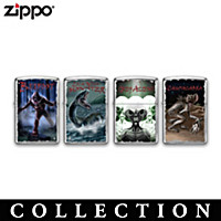 Myths, Legends, And Monsters Zippo® Lighter Collection