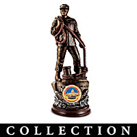 Pride Of The Navy Sculpture Collection
