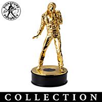 Elvis 85th Birthday Anniversary Sculpture Collection
