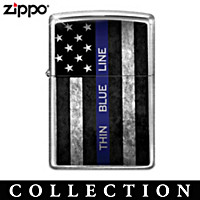 In The Line Of Duty Zippo® Lighter Collection