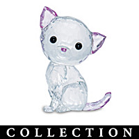 Brilliant Cats Figurine Collection
