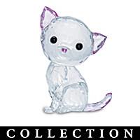 Brilliant Cats Figurine Collection