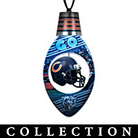 Chicago Bears Ornament Collection