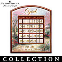 Nature\'s Inspirations Perpetual Calendar Collection