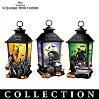 The Nightmare Before Christmas Lantern Collection