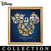 Ultimate Disney Puzzle Pin Collection