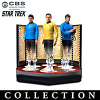 To Boldly Go Figurine Collection