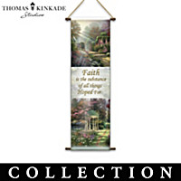 Thomas Kinkade God's Promises Wall Decor Collection