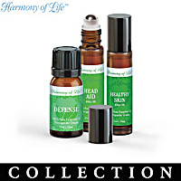 Mind And Body Essential Oil Set Collection