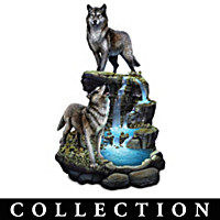 Cascading Waters Sculpture Collection