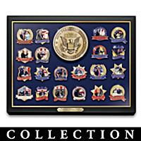Donald Trump: Making America Great Again Pin Collection