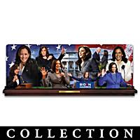 Kamala Harris Collector Plate Collection