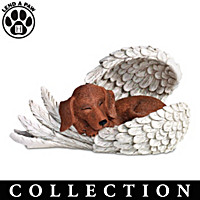Paw Prints From Heaven Figurine Collection