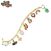 Over The Rainbow Charm Bracelet