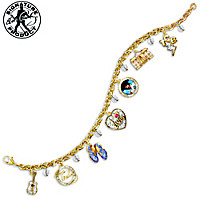 Elvis Showstopper Charm Bracelet