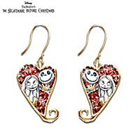 Disney Tim Burton\'s The Nightmare Before Christmas Earrings