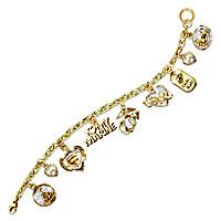 I Love My Marine Charm Bracelet