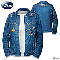 The Magic Of Disney Denim Jacket