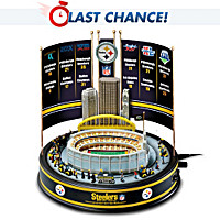 Pittsburgh Steelers Super Bowl Carousel