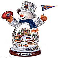 Chicago Bears Figurine