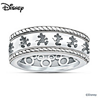 Mickey Magic In Motion Ring