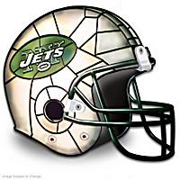New York Jets Lamp