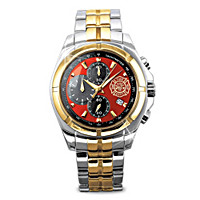 For My Firefighter Men\'s Watch
