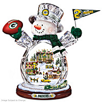 Green Bay Packers Figurine