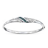 Cascade Of Beauty Diamond Bracelet