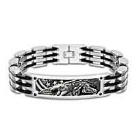 Born To Ride Men's Bracelet
