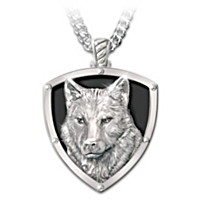 Untamed Spirit Pendant Necklace