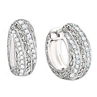 Diamond Elegance Diamond Earrings