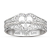Blessed Inspiration Diamond Ring
