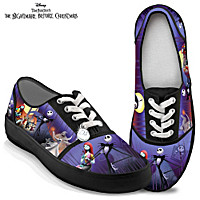 Tim Burton\'s The Nightmare Before Christmas Women\'s Shoes