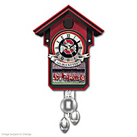 Ohio State University Cuckoo Clock