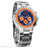 Auburn Tigers Men\'s Collector\'s Watch