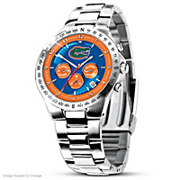 Florida Gators Men\'s Collector\'s Watch