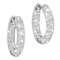 Love\'s Whisper Diamond Earrings