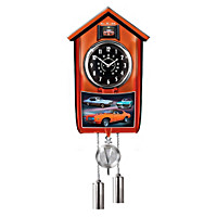 Pontiac GTO Cuckoo Clock