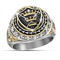 The Legend Of Excalibur Ring