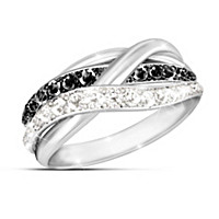 In Harmony Diamond Ring