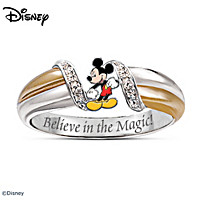 The Magic Of Mickey Mouse Ring