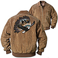 Eagle Warrior Men\'s Jacket