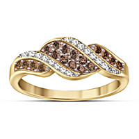 Sweet Decadence Diamond Ring